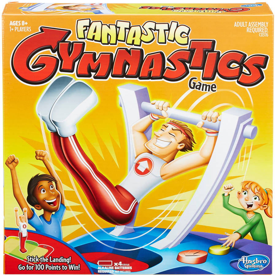 Fantastic Gymnastics Game C0376