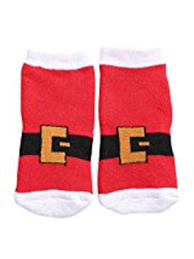 baby children christmas stockings winter warm thick terry cute socks