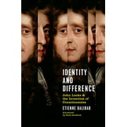 Identity and Difference : John Locke and the Invention of Consciousness (Paperback)
