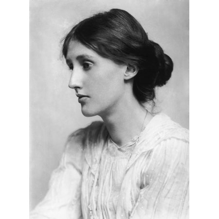 Feminist Photo - Laminated Poster Virginia Woolf Poster Author And Feminist Posters S Poster Print 24 x 36
