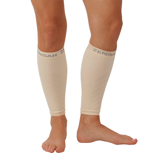Zensah Compression Leg Sleeves - Pair