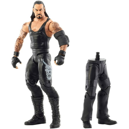 Undertaker Suit (WWE Undertaker 6-inch Articulated Action Figure with Ring)