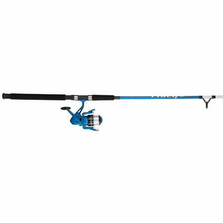 Upc 043388335920 shakespeare tiger 7 39 0 2 piece spinning for Tiger fishing rods