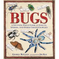 Bugs : A Stunning Pop-up Look at Insects, Spiders, and Other Creepy-Crawlies