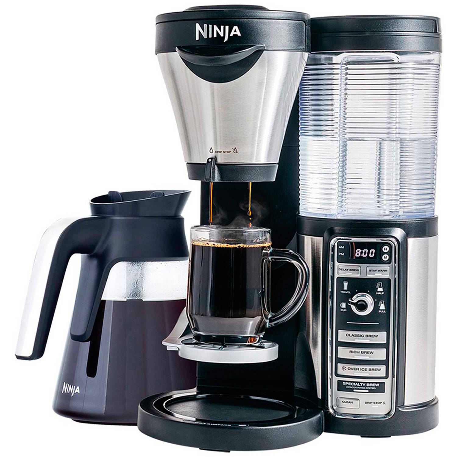Ninja 10 Cup Coffee Bar