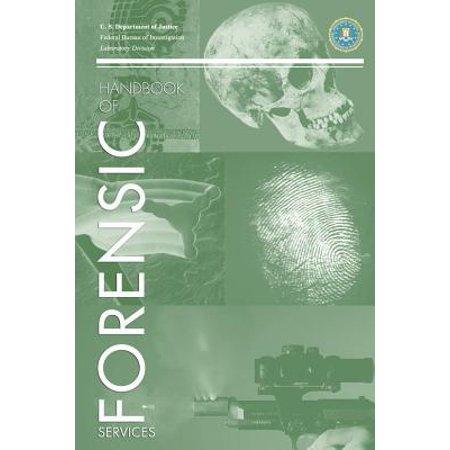 FBI Handbook of Crime Scene Forensics - Halloween Crime Scene Ideas
