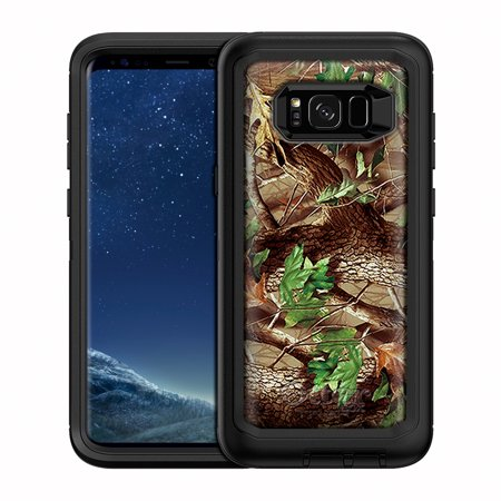 finest selection 0a838 f345d Otterbox Defender Samsung Galaxy S8 Plus Case - Tree Camouflage ...