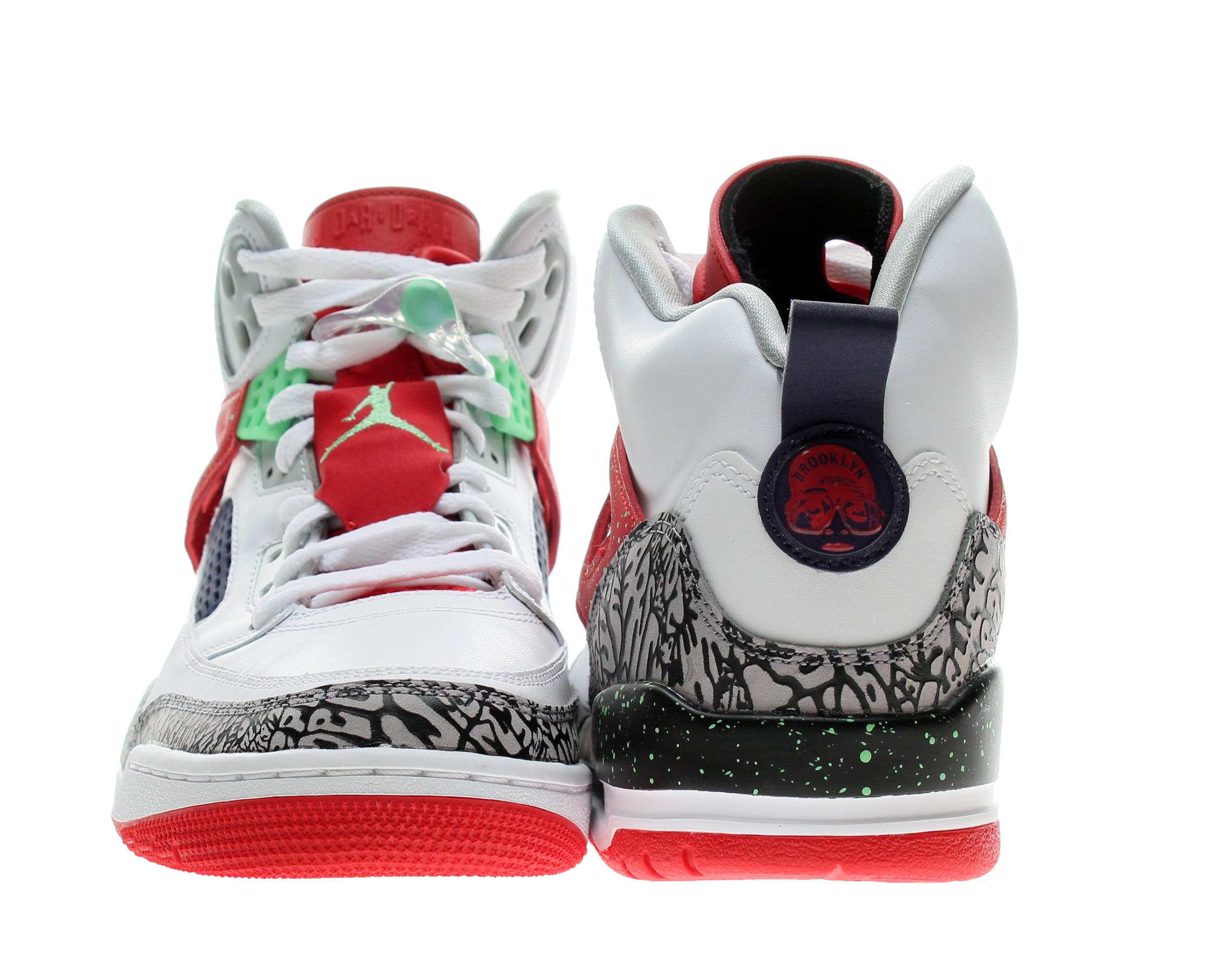 info for 77e5d 8947c Jordan - Nike Air Jordan Spizike White University Red Men s Basketball  Shoes 315371-132 - Walmart.com