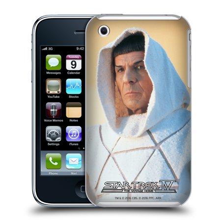 Official Star Trek Spock The Voyage Home Tos Hard Back Case For Apple Iphone Phones