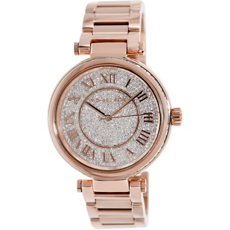 Michael Kors Women's Skylar MK5868 Rose-Gold Stainless-Steel Quartz Fashion Watch