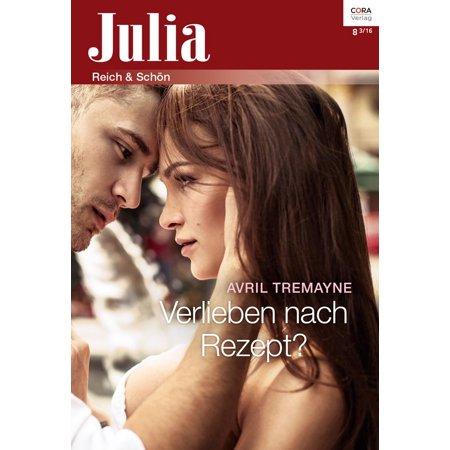 Verlieben nach Rezept? - eBook (Rezept Gläser Uk)