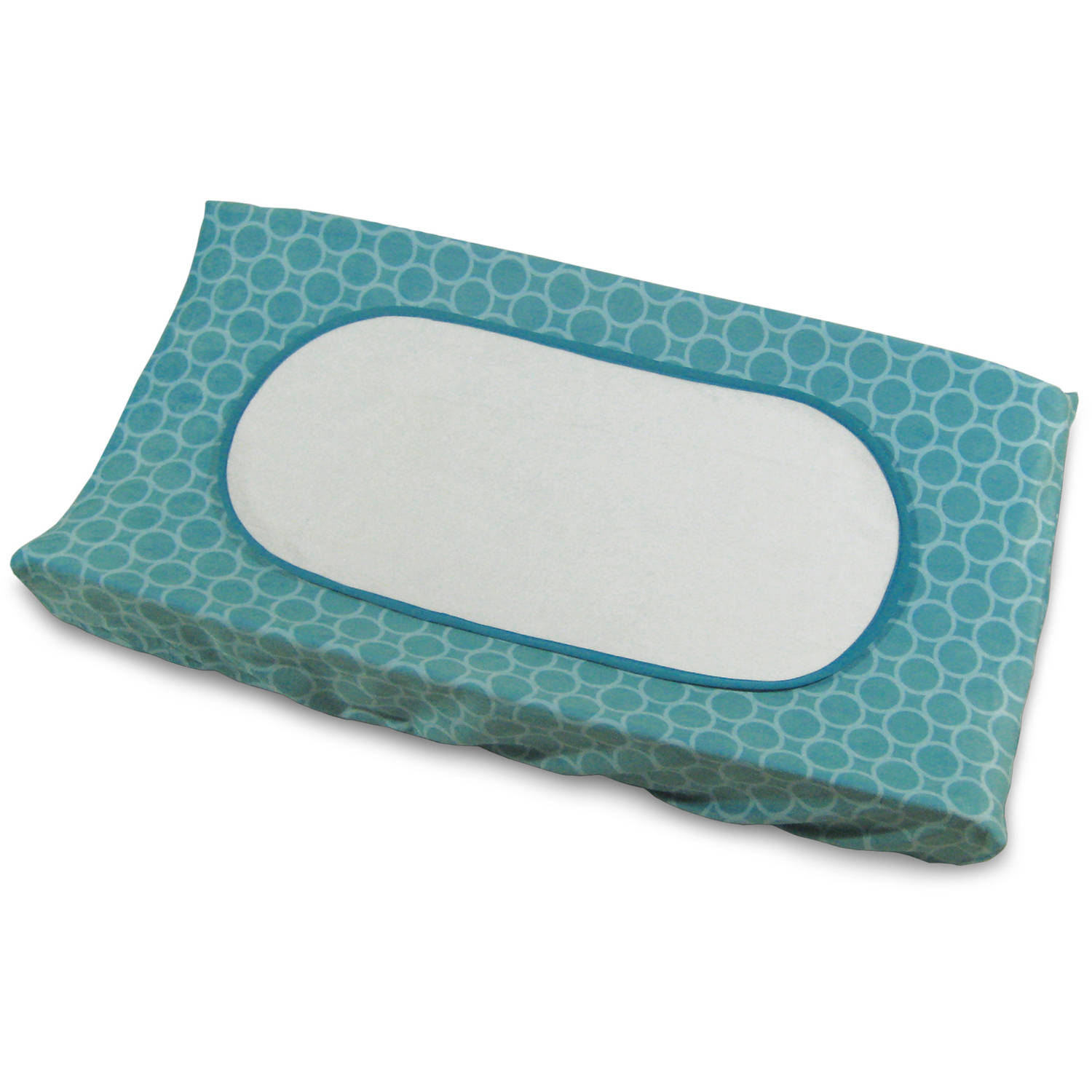 Boppy Changing Pad Set, Turquoise Rings