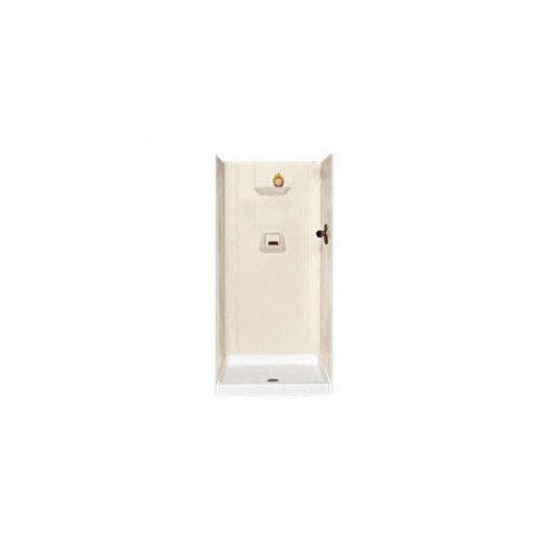 Swanstone Everyday Essentials Three Panel Shower Wall System