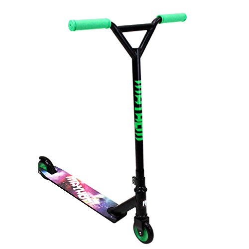 Mayhem Supernova Pro Kick Scooter (Black) by Mayhem
