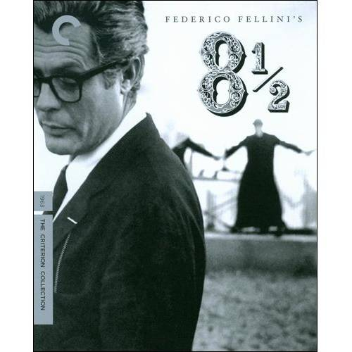 8 1/2 (Italian) (Criterion Collection) (Blu-ray) (Widescreen)