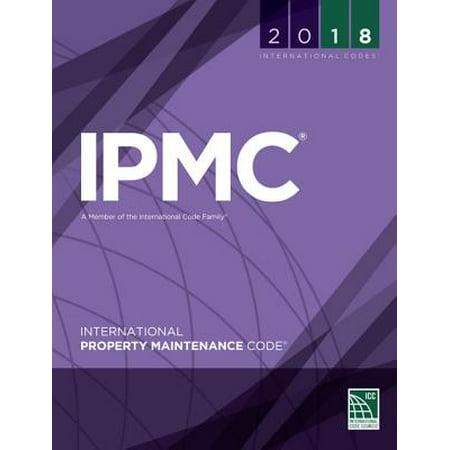 2018 International Property Maintenance Code