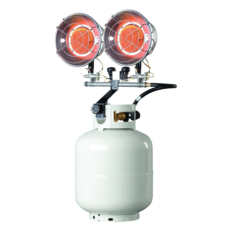 Texsport Propane Buk Tank Pressure Fuel Gauge