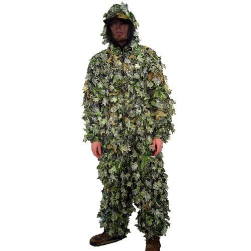 Mossy Oak Leafy Bug Suit, Camo, LG/XL
