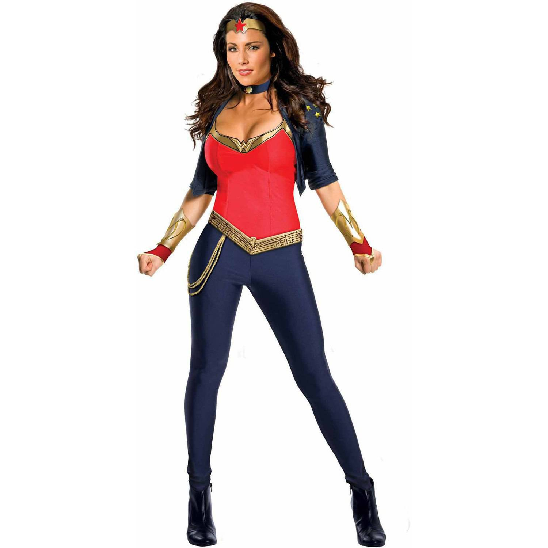 Wonder Woman Deluxe Women's Adult Halloween Costume