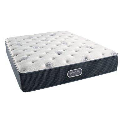 beautyrest silver plush 600, queen innerspring mattress