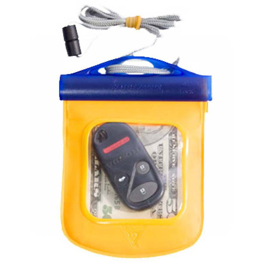 Seattle Sports E-Merse Dry Wallet, Yellow