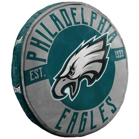 Philadelphia Eagles The Northwest Company 15'' Cloud Pillow - No (Philadelphia Eagles Sideline Pillow)