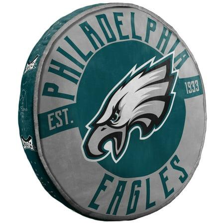 Philadelphia Eagles The Northwest Company 15'' Cloud Pillow Northwest Georgia Bulldogs Pillow