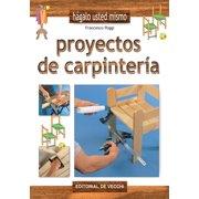 Proyectos de carpintería - eBook