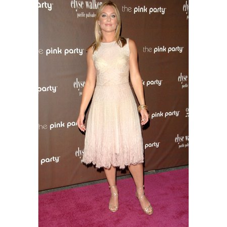 Elisabeth Rohm At Arrivals For The 3Rd Annual Elyse Walker Pink Party  Benefit For Cedars-Sinai WomenS Cancer Research Institute The Viceroy Hotel  Los