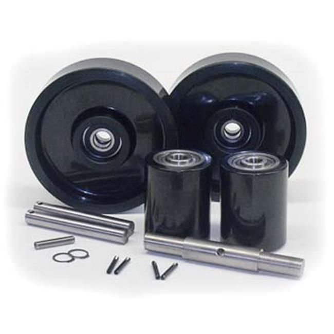 BT L2000,2300,L2000-U,L2300-U Heavy Duty Steer Wheel Assembly with Bearings