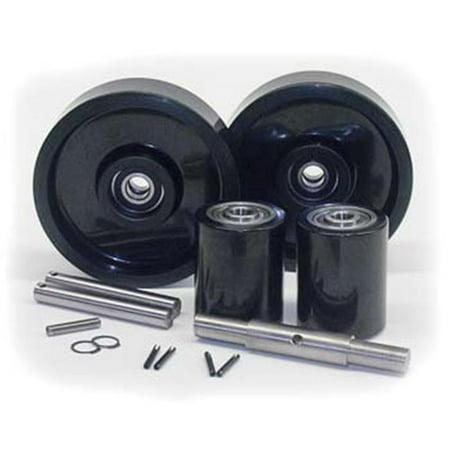 BT GWK-BTU-CK L 2000, L 2000-U L 2300, L 2300-U Complete Wheel Kit for Manual Pallet Jack -