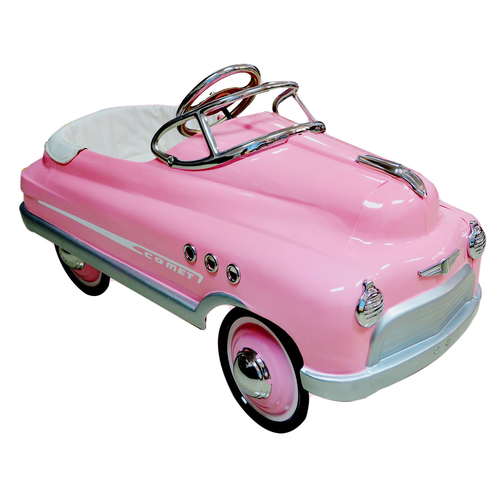 Airflow Collectibles Pink Comet Car Pedal Riding Toy