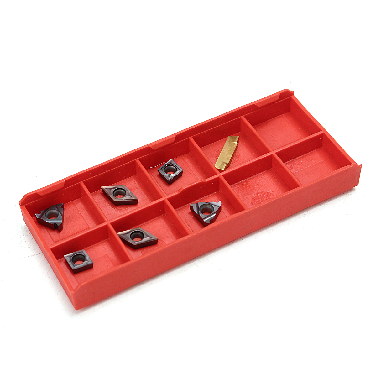 Wrench for Lathe Turning Tool 21pcs//Set Dcmt Ccmt Carbide Insert 10mm Boring Bar Tool Holder