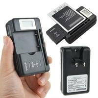 YIBOYUAN USB LCD Battery Charger For Samsung Galaxy S5 mini SM-G800F EB-BG800CBE
