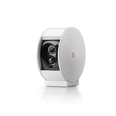 Refurbished MyFox Wi-Fi Wireless Surveillance Camera with Privacy Shutter iOS Android App ()