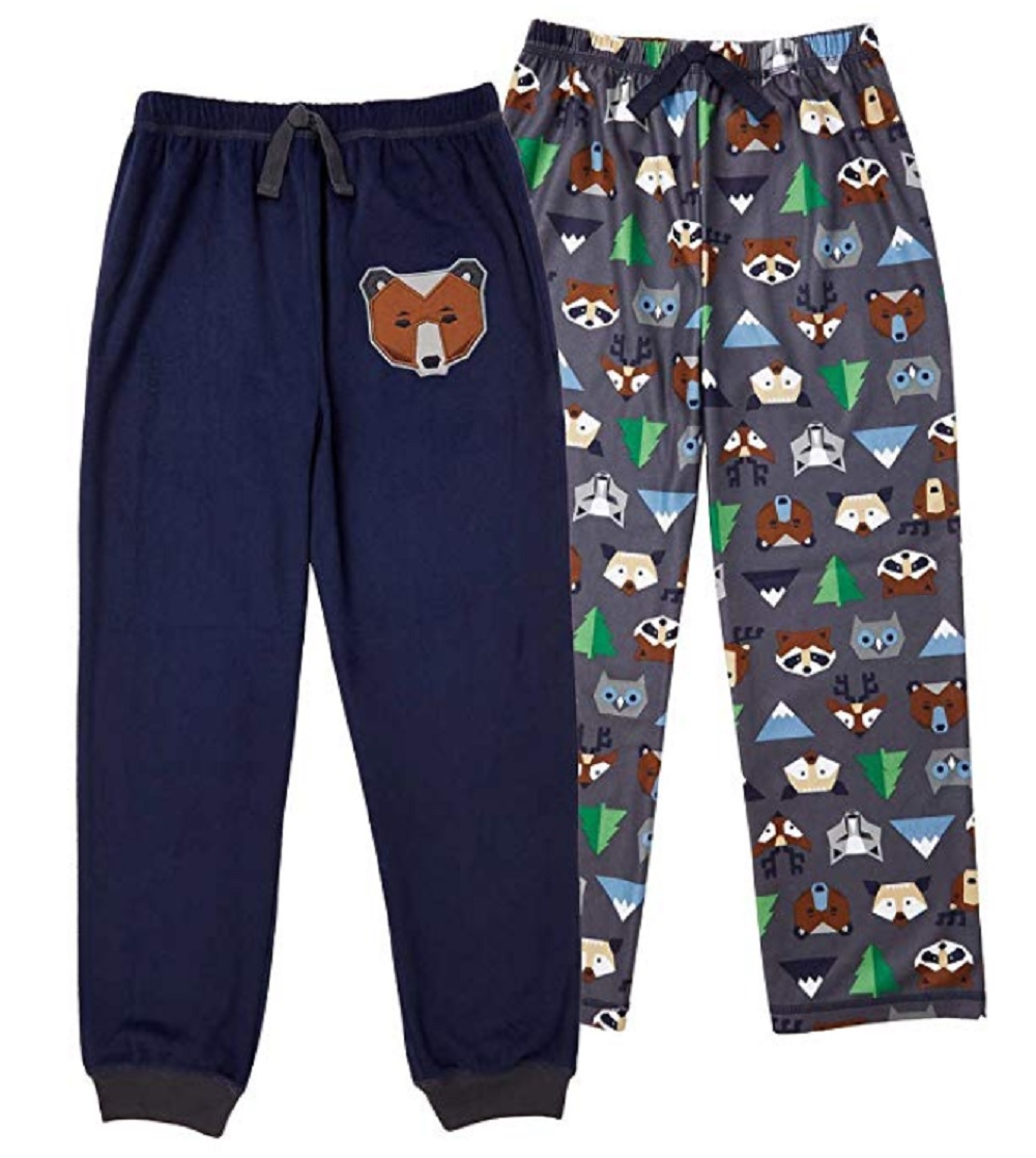 NCAA Kids /& Youth Boys Printed Sleepwear Pant Boys Outerstuff Team Logo Lounge Pant Youth X-Large Team Color 16-18