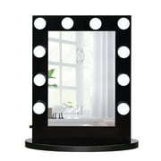 Hollywood Makeup Cosmetic Mirror Wall Mounted Vanity Mirror with Light