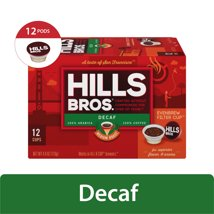 Coffee Pods: Hills Bros.