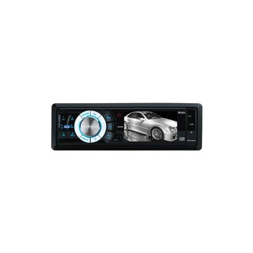 "Boss  In-Dash Single-DIN 3.2"" 320-Watt Widescreen Monitor AM/FM Receiver"