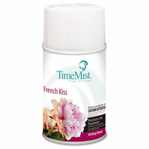 TimeMist Metered Dispenser Refill, French Kiss, 6.6-oz. Can (TMS1042824EA)