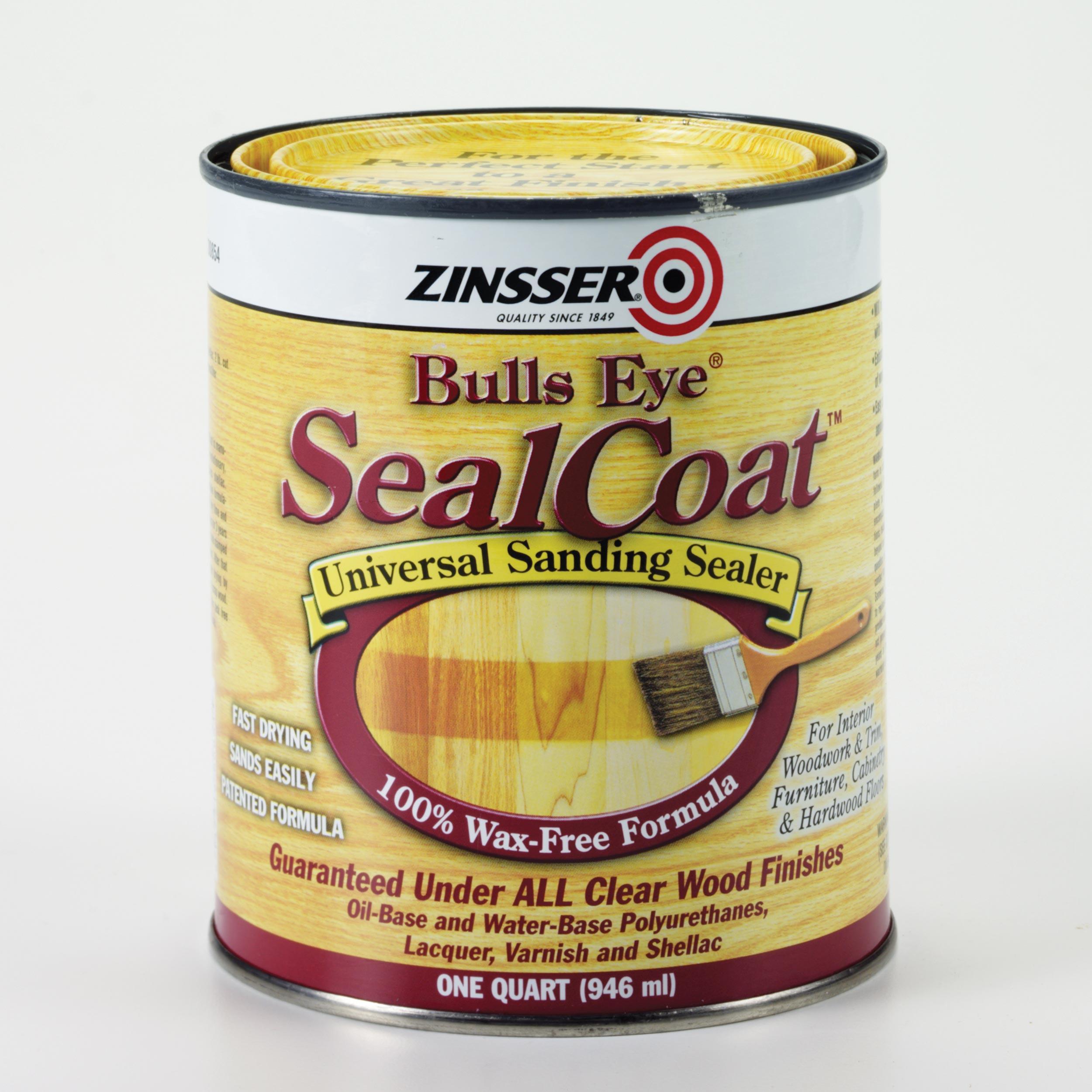 Rust-Oleum 00854 Sealcoat Universal Sanding Sealer, Sealer