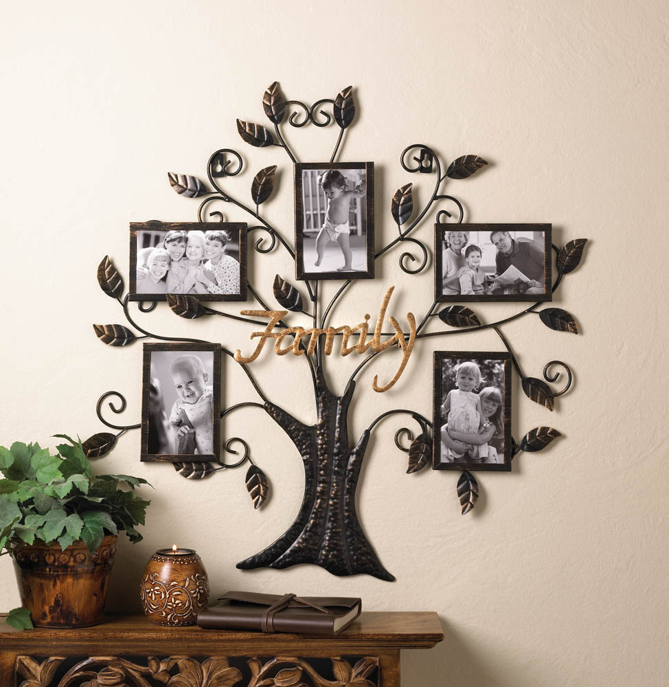 Zingz & Thingz Family Tree Picture Frame - Walmart.com