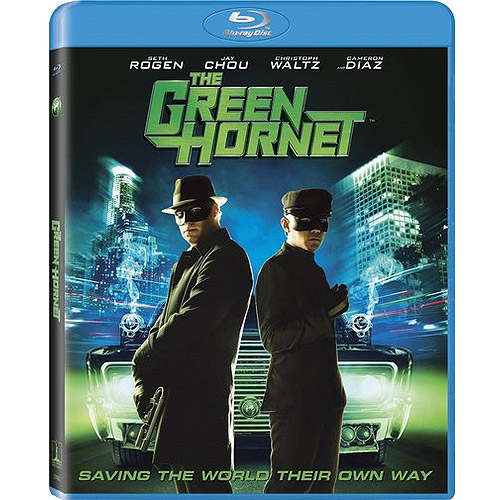 The Green Hornet (Blu-ray) (Widescreen)