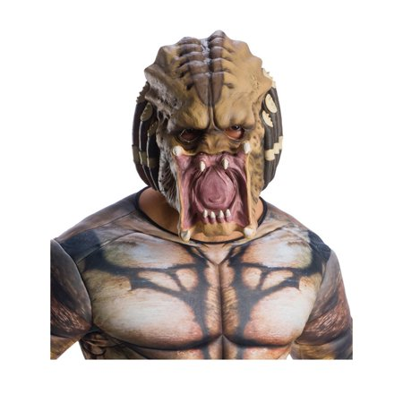 Predator Mens 3/4 Mask