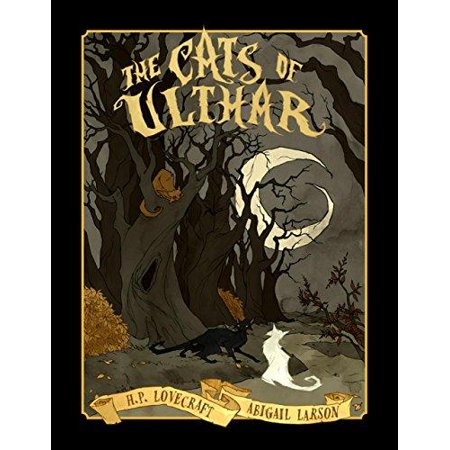 Abigail Larsons The Cats Of Ulthar