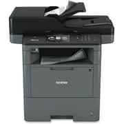 Brother MFC MFC-L6800DW Wireless Laser Multifunction Printer, Refurbished, Monochrome