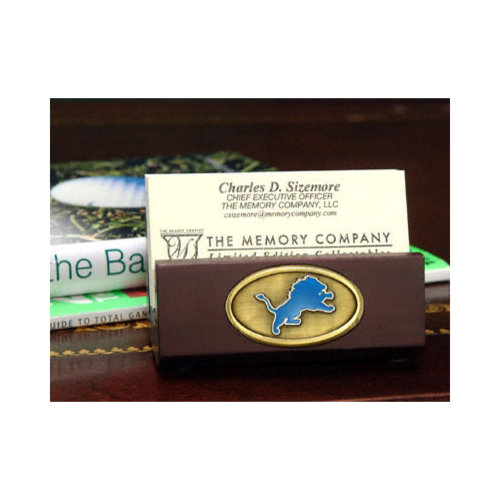 NFL - Detroit Lions Business Card Holder