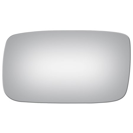 Burco 2857 Left Side Mirror Glass for Volvo 240, 740, 760, 780, 940, 960