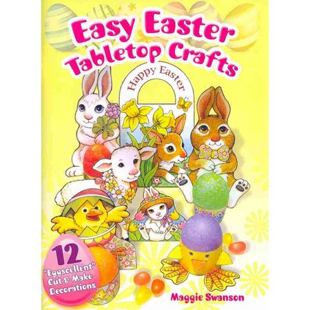 Easy Easter Tabletop Crafts