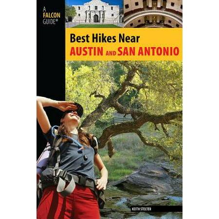 Best Hikes Near Austin and San Antonio - eBook